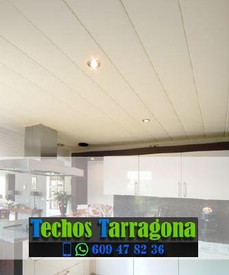 Techos de aluminio en Falset Tarragona