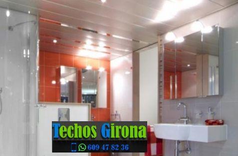 Techos de aluminio en Foixà Girona