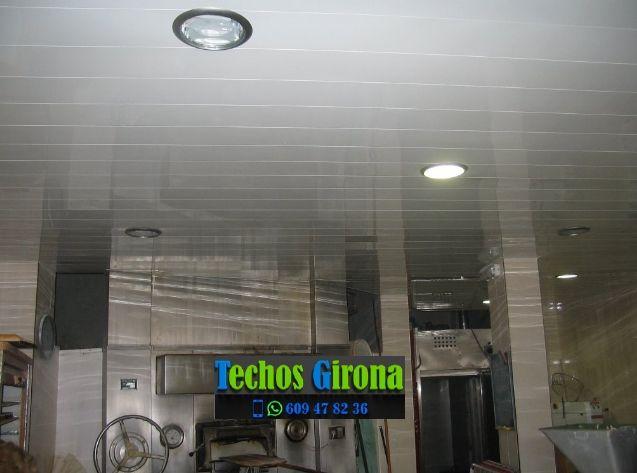 Techos de aluminio en Fontcoberta Girona