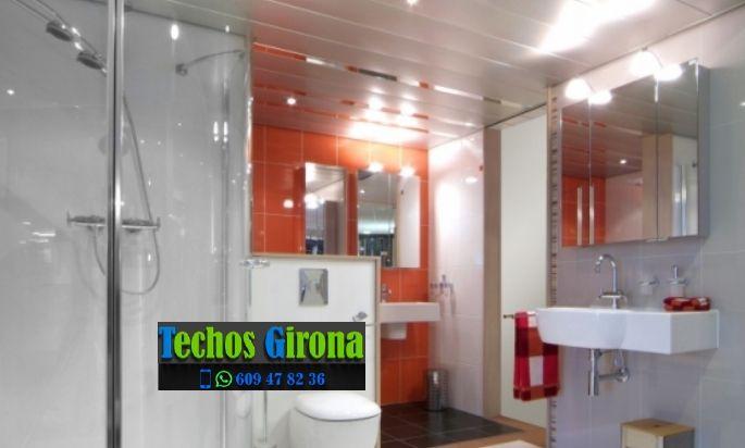Techos de aluminio en Fornells de la Selva Girona