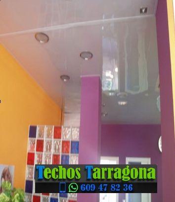 Techos de aluminio en Garcia Tarragona