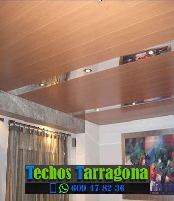 Techos de aluminio en Godall Tarragona