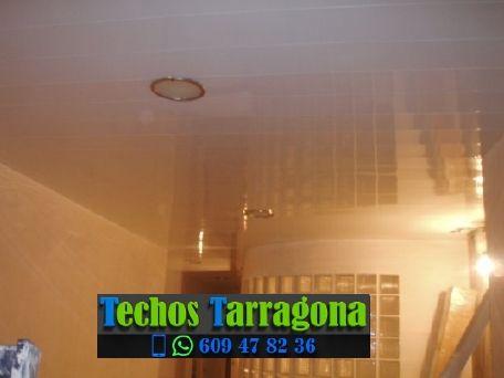 Techos de aluminio en La Figuera Tarragona