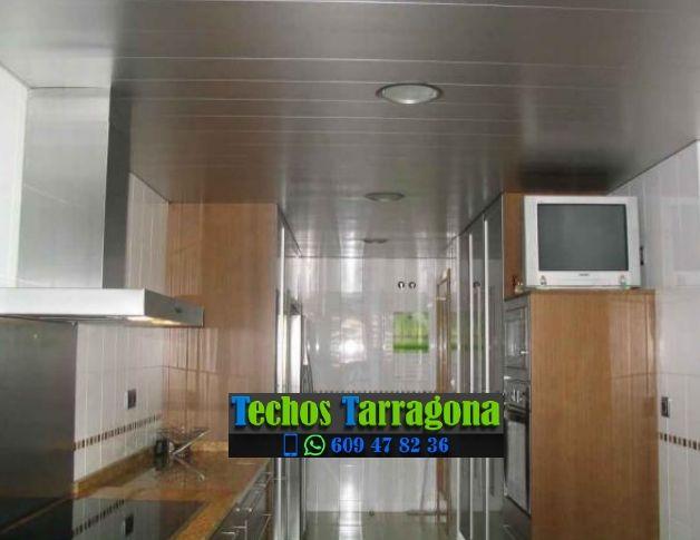 Techos de aluminio en La Masó Tarragona