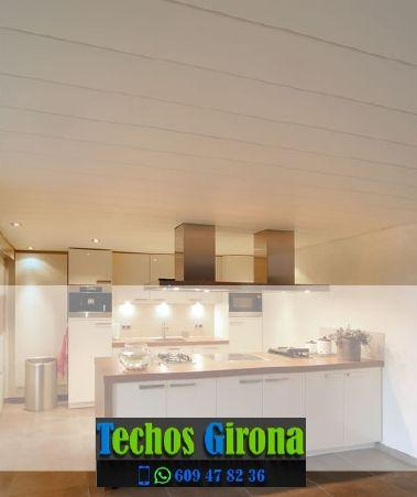 Techos de aluminio en La Pera Girona
