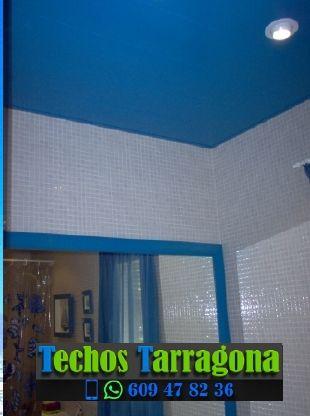 Techos de aluminio en La Pobla de Massaluca Tarragona