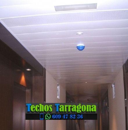 Techos de aluminio en La Riba Tarragona