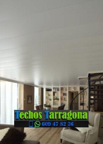 Techos de aluminio en La Selva del Camp Tarragona