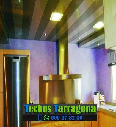 Techos de aluminio en La Sénia Tarragona