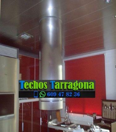 Techos de aluminio en La Torre de Fontaubella Tarragona