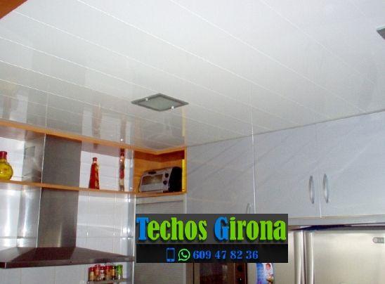 Techos de aluminio en La Vajol Girona