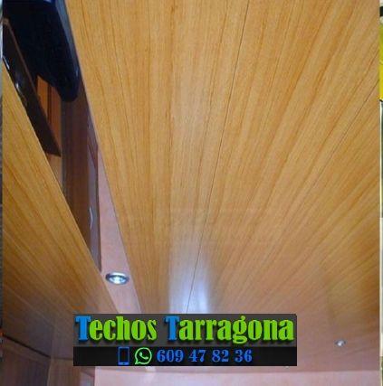 Techos de aluminio en La Vilella Alta Tarragona