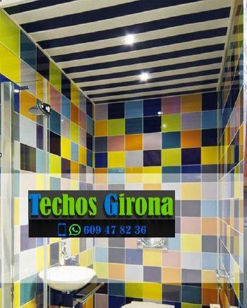 Techos de aluminio en Les Preses Girona