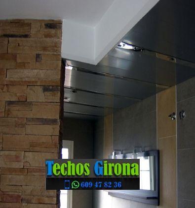Techos de aluminio en Lladó Girona