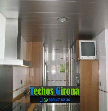 Techos de aluminio en Llambilles Girona