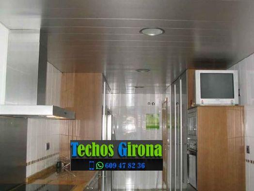 Techos de aluminio en Llívia Girona