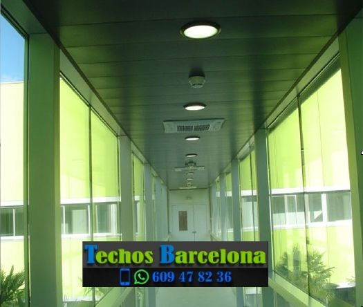 Techos de aluminio en Lloret de Mar Girona