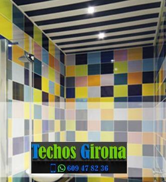 Techos de aluminio en Maçanet de Cabrenys Girona