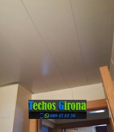 Techos de aluminio en Maià de Montcal Girona