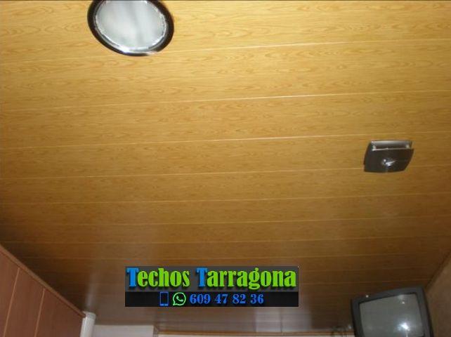 Techos de aluminio en Margalef Tarragona
