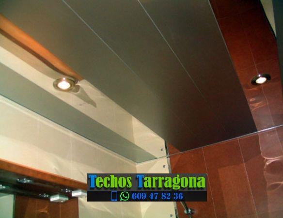 Techos de aluminio en Mas de Barberans Tarragona