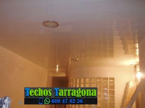 Techos de aluminio en Montblanc Tarragona