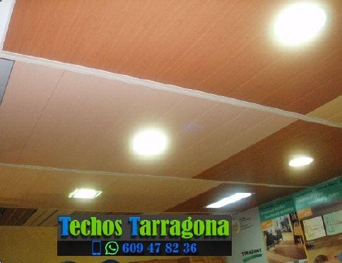 Techos de aluminio en Montbrió del Camp Tarragona
