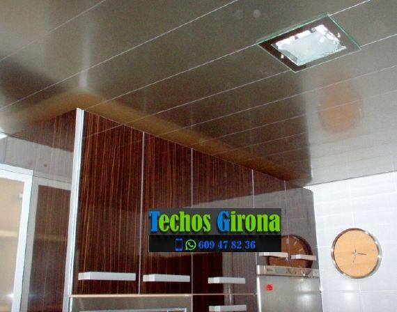 Techos de aluminio en Navata Girona