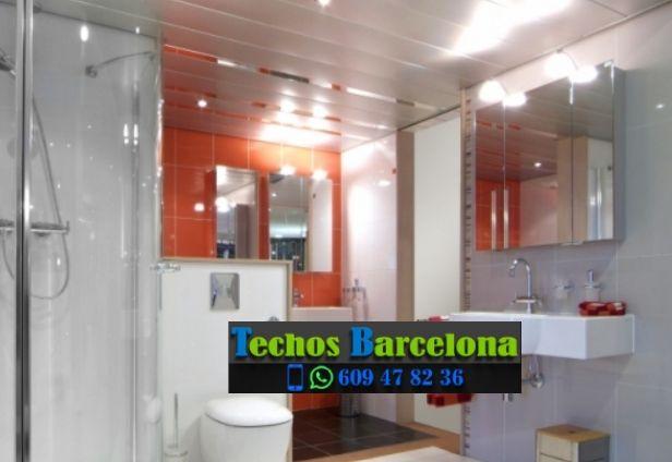 Techos de aluminio en Olost Barcelona