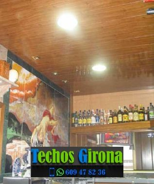 Techos de aluminio en Osor Girona