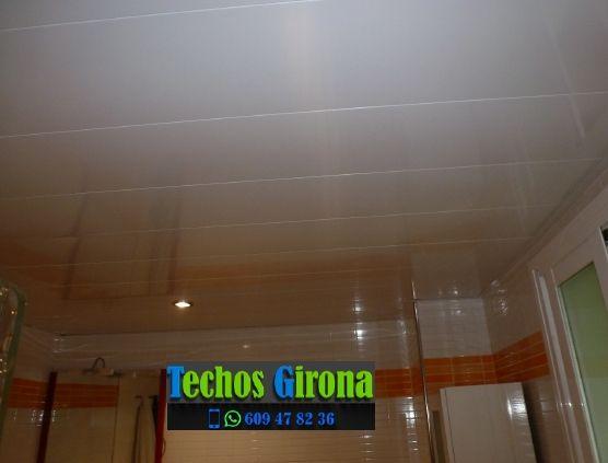 Techos de aluminio en Palau de Santa Eulàlia Girona
