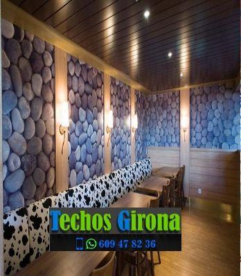 Techos de aluminio en Pals Girona