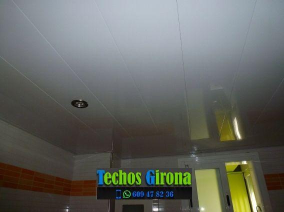 Techos de aluminio en Parlavà Girona