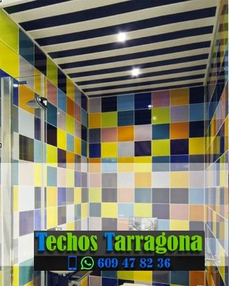Techos de aluminio en Passanant i Belltall Tarragona
