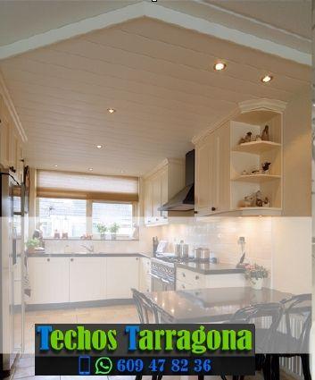 Techos de aluminio en Paüls Tarragona