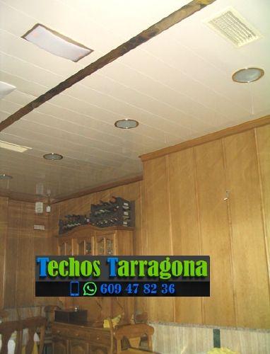 Techos de aluminio en Pira Tarragona