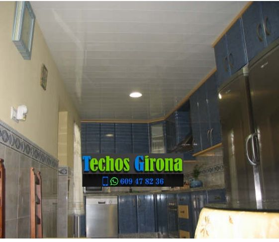 Techos de aluminio en Pont de Molins Girona