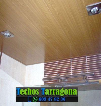Techos de aluminio en Prat de Comte Tarragona