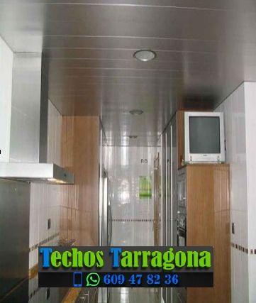 Techos de aluminio en Pratdip Tarragona