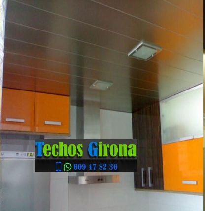 Techos de aluminio en Puigcerdà Girona