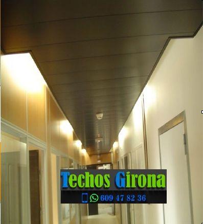 Techos de aluminio en Quart Girona