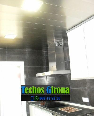 Techos de aluminio en Rabós Girona