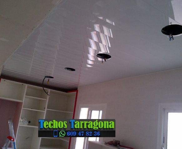 Techos de aluminio en Riudecanyes Tarragona