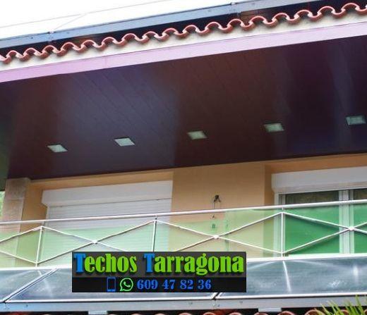 Techos de aluminio en Roda de Barà Tarragona