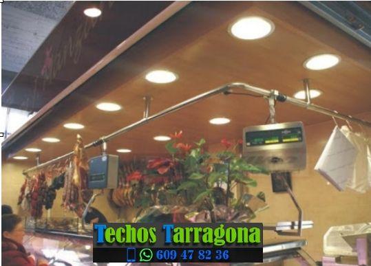 Techos de aluminio en Roquetes Tarragona