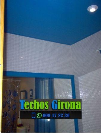 Techos de aluminio en Rupià Girona