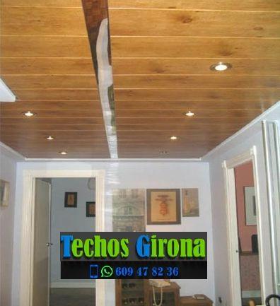 Techos de aluminio en Sant Ferriol Girona