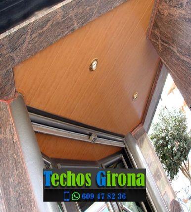 Techos de aluminio en Sant Jaume de Llierca Girona