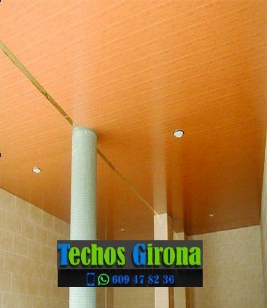 Techos de aluminio en Sant Pere Pescador Girona