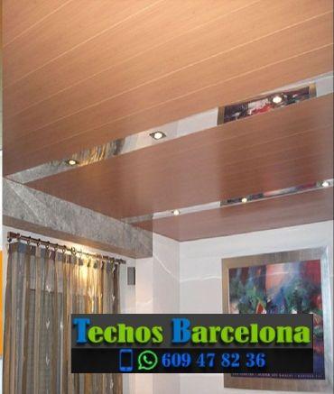Techos de aluminio en Sant Pere Sallavinera Barcelona